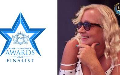 Centre of Excellence Awards – Sandie Ashing – Finalist in category of Outstanding Therapist