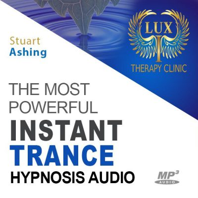Instant trance hypnosis - audio download
