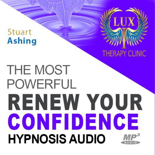 renew your confidence hypnosis - audio download