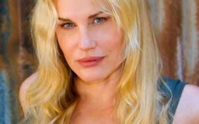 Daryl Hannah – Stage Fright
