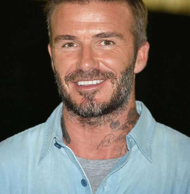 David Beckham – Mind Tools