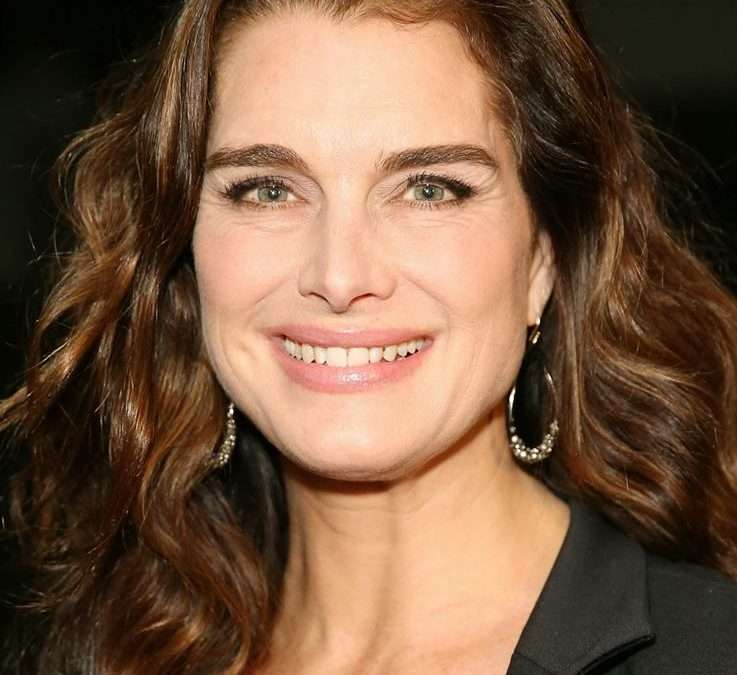 Brooke Shields – Depression