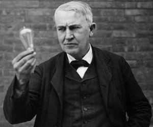 Thomas Edison – Mind Tools