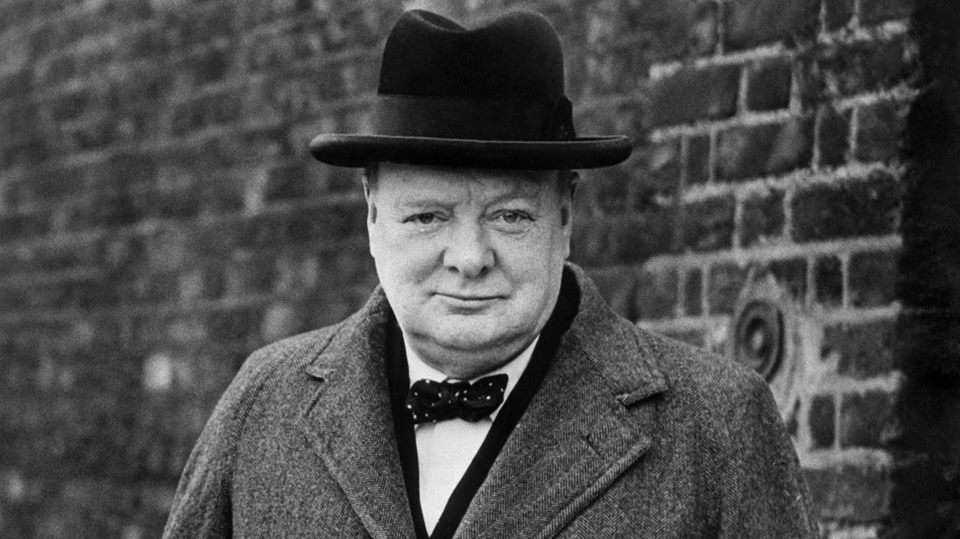 Sir Winston Churchil – Mind Tools
