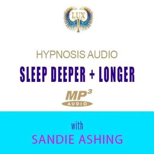 Sleep Deeper - Hypnosis Audio