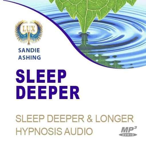 Hypnosis Audio - Sleep Deeper